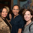 6 Maria Jackson, from left, Catherine Evans and Susan Moore at the Fox 26 RoundUP Launch February 2014