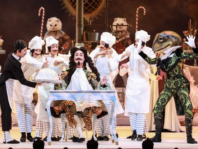 Cast of Houston Ballet The Nutcracker