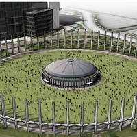 Proposed Astrodome Park July 2014