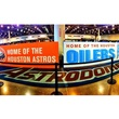 Astrodome sale and auction sports signs