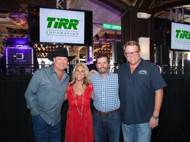 TIRR party, 9/16, Tracy Lawrence, Kristin Abello, Raul Abello, Pat Green