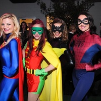 News, Cheers 4 Charity, Nov. 2015, Superheroes