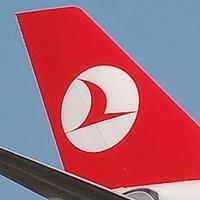 Turkish Airlines, plane, jet