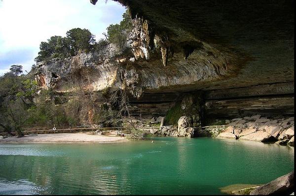 Hamilton Pool Hidden Swimming Holes In Texas