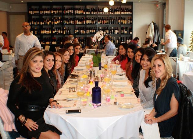 News, Shelby, Rekha Muddaraj, Brasserie 19, Jan. 2015