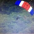George H.W. Bush skydive 90th birthday