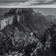 Mark Burns photo of Woton's Throne at north rim of Grand Canyon