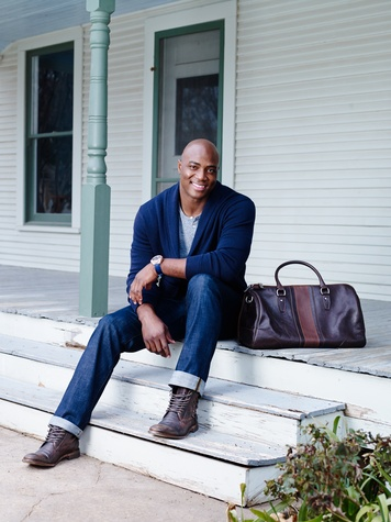 DeMarcus Ware, Men of Dallas Campaign at Pockets