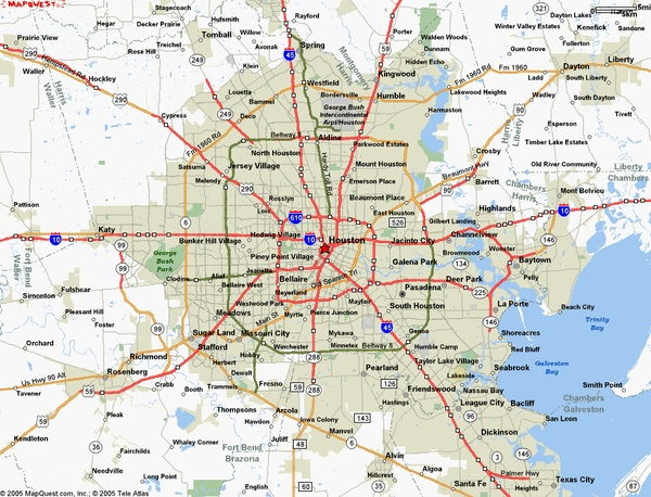 Image result for houston and suburbs map