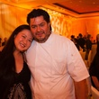 Mai Pham and Jose Hernandez at the Sugar Land Wine and Food Affair April 2015