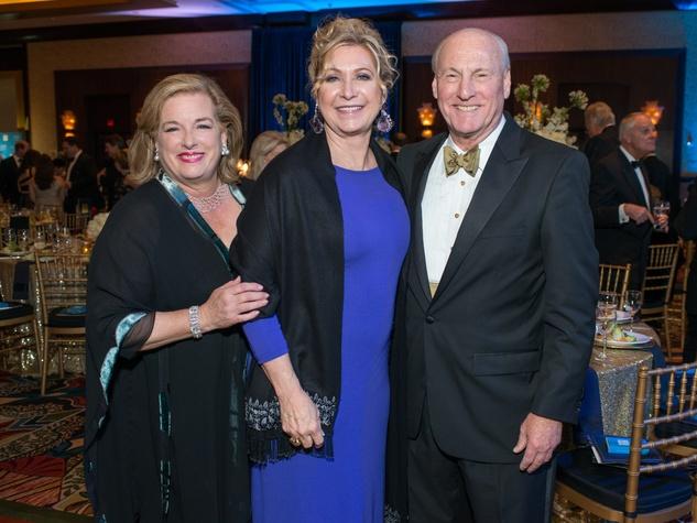 News, Shelby, UNICEF gala, Nov. 2015, Molly Crownover, Carol Linn, Scotty Arnoldy