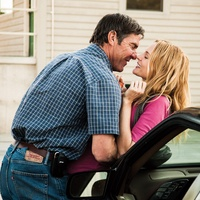 Dennis Quaid and Heather Graham in At Any Price