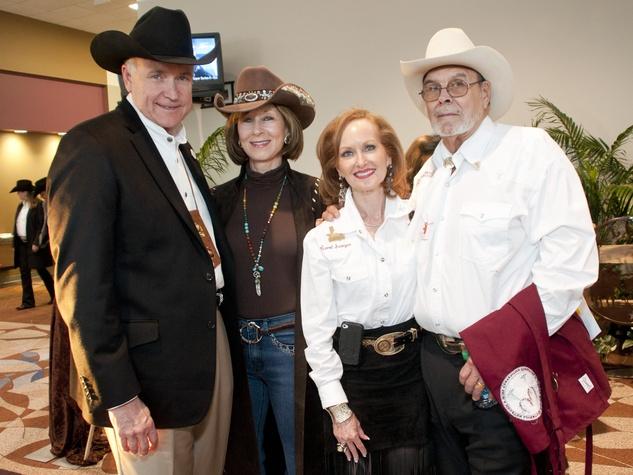 News_009_RodeoHouston_Uncorked_March  2012_Bill King_Cherry Whitley_Carol Sawyer_Dr. Tom Sawyer.jpg