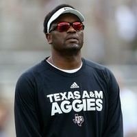 Kevin Sumlin Texas A&M coach
