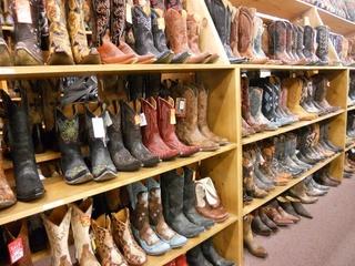 Austin Photo: Places_shopping_allen_boots_interior