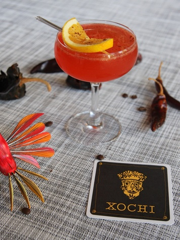 Xochi Hugo Ortega cocktail