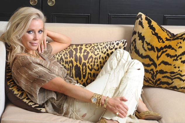 News, Joyce Echols, shoe designer, June 2014