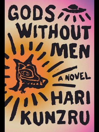 Hari Kunzru, Gods Without Men, book cover, Inprint Reading Series