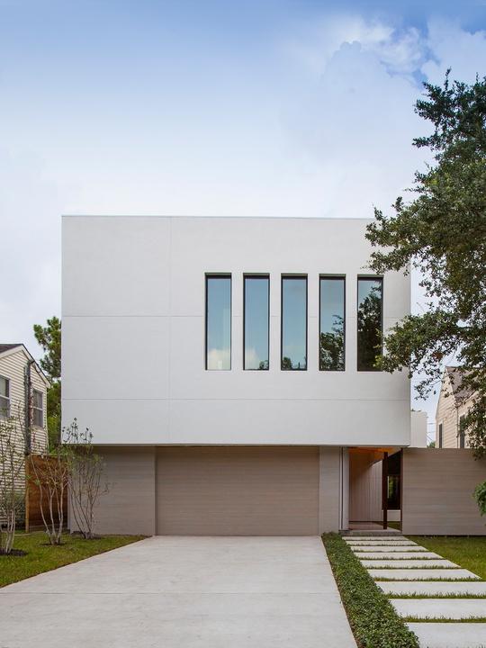 4 Houston Modern Home Tour September 2014 3320 University Blvd (Carol Isaak Barden plus Co)