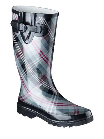target Women's Fia Rain Boot - Gray