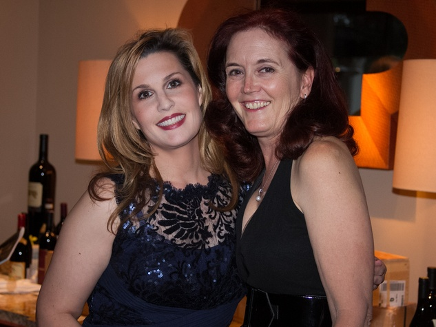 Austin Opera Serenata Wine Dinner & Auction Adrienne Kolly Colleen Halbrook