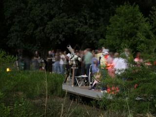Houston Arboretum and Nature Center presents Trees and Stars Winter Celebration