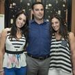 3 Houston Mixers on the Map at Hotel Derek May 2013 Danielle Markey, Adam Roberts, Lauren Daily