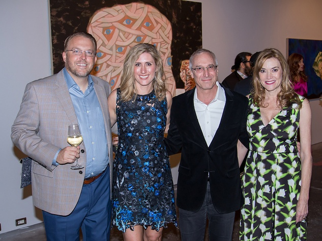 Reed Gibbins, Kristen Gibbins, Jeremy Strick, Terri Provencal