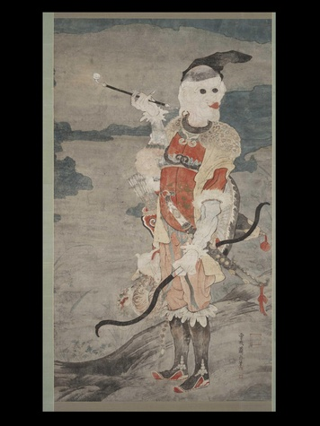 18, MFAH, Unrivalled Splendor, Japanese art, June 2012, Western Hunter