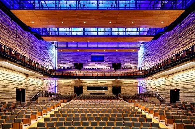 Dallas City Performance Hall