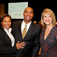 The Nature Conservancy luncheon, October 2012, Angela Myres, Albert Myres, Kim Tutcher