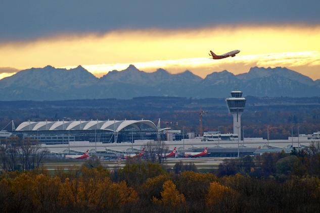 Munich Germany airport