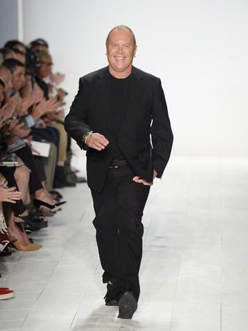 Fashion Week spring summer 2014 designer Michael Kors