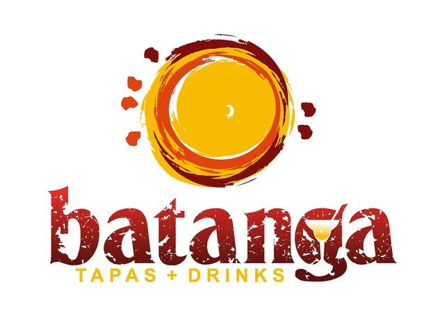 Batanga Houston, tapas, drinks, logo