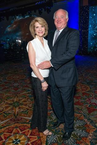 Houston, Galaxy Gala Space Center, May 2015, Kim and Dan Tutcher