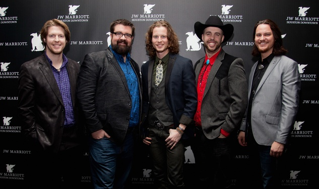 News, Shelby, JW Marriott opening, band, Nov. 2014