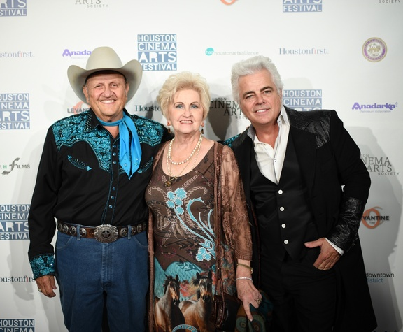 HCAF 2016 Opening Night-James and Annetta White, Dale Watson