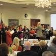 Houston Chamber Choir gala April 2013 Houston Chamber Choir, audience