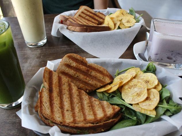 Doshi House_panini_vegetarian_sandwich