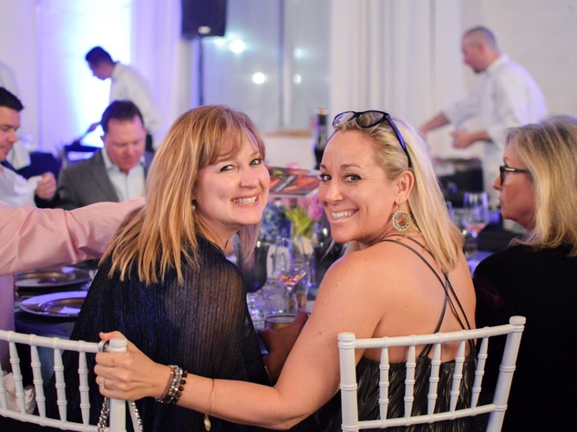 Tracey Shuey & Alyssa Ausbrook, Symphony of Chefs 2018