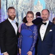 Houston Ballet Ball, Feb. 2016,  Kevin Black, Christina Stith, Tony Bradfield