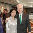 Lily and Charles Foster at the Interfaith Ministries Tapestry Gala May 2014