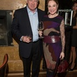 16 John Thrah and Becca Cason Thrash at the Hublot dinner party at Tony's October 2013