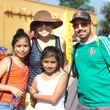 Pachanga Fest 2014 at Fiesta Gardens Gallegos Family