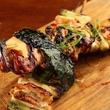 Nao ramen chicken yakitori