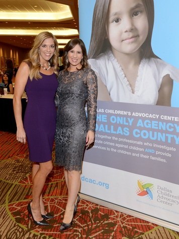 Holly Krug, Lindsay Jacaman, Appetite for Advocacy 2014 Co-Chairs