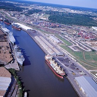 News_Peter Barnes_canal tours_Port_of_Houston