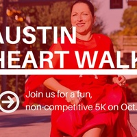 American Heart Association presents Austin Heart Walk