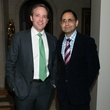 Dr.Sumeet Teotia and Dr Nicholas Haddock, airs foundation
