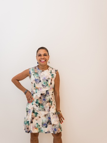 9 Angelina Jackson at the Foundation for Teen Health Tootsies luncheon September 2014
